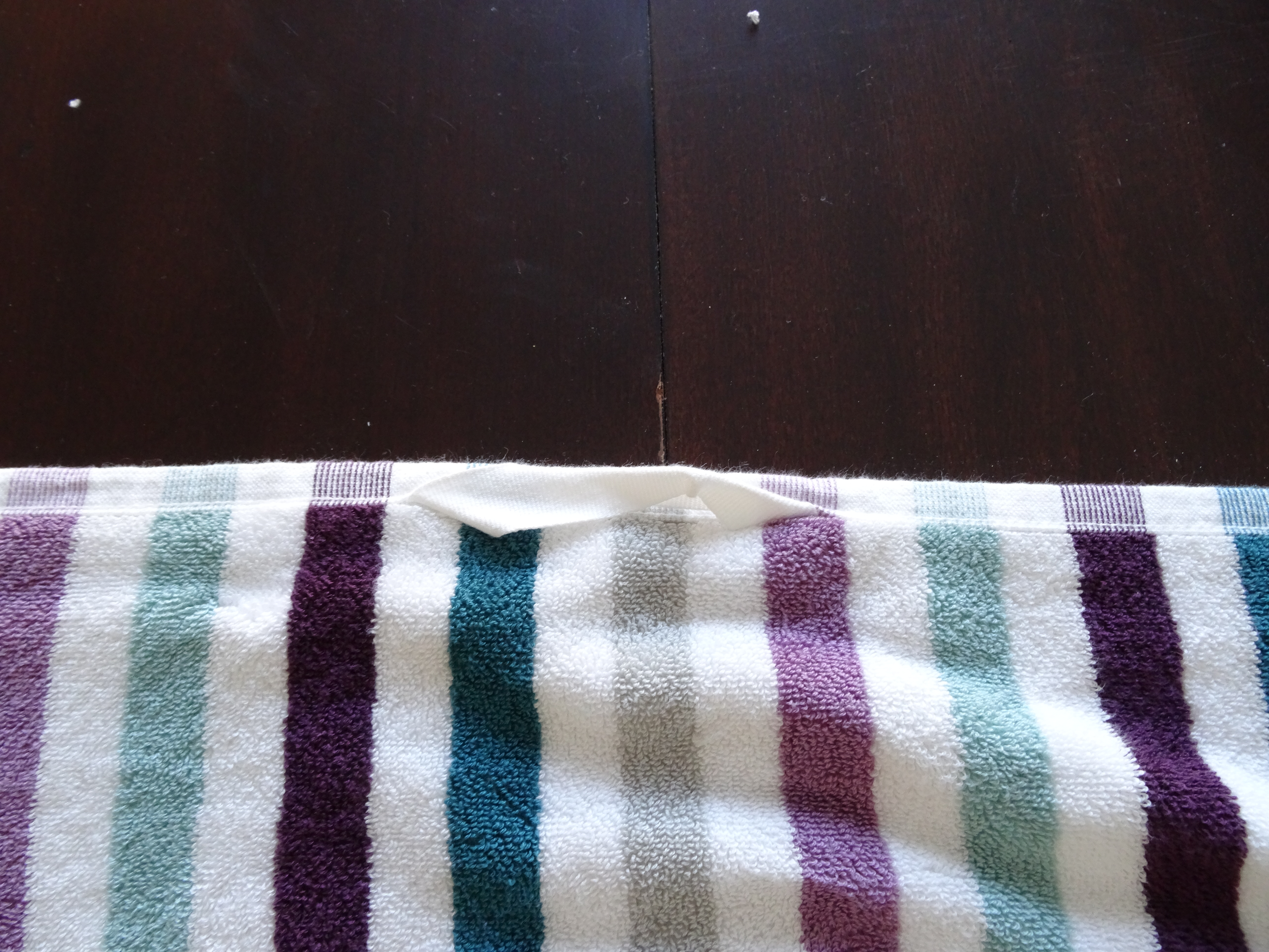 Ikea bathroom towels - So You Ll Need A Bath Towel Sheet And A Hand Towel I Chose Matching Patterns But A Contrast Would Be Cute Too