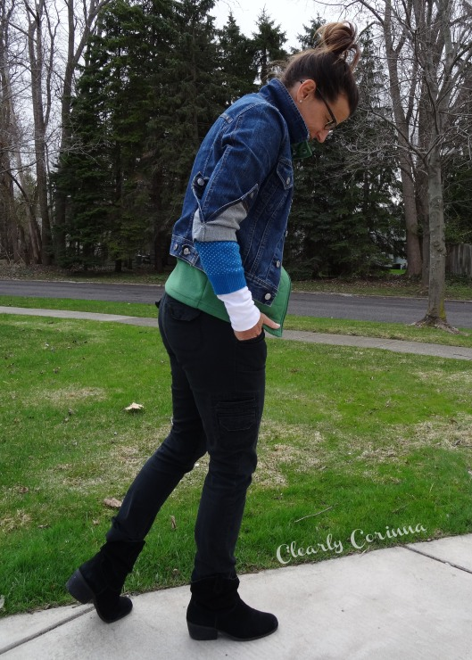 Casual Layers Denim Jacket