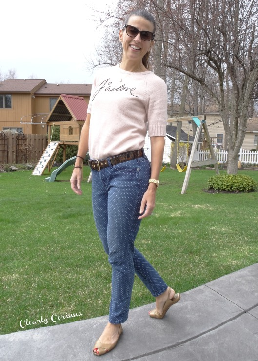 J'Adore Sweater Elle Kohl's