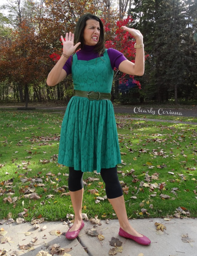 Disgust Costume